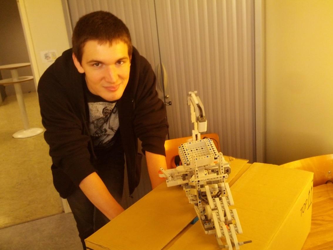 Robot_RUBIX